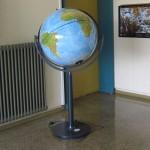 Globus - 1.200€ - realisiert 2013