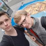 Rene und Johannes